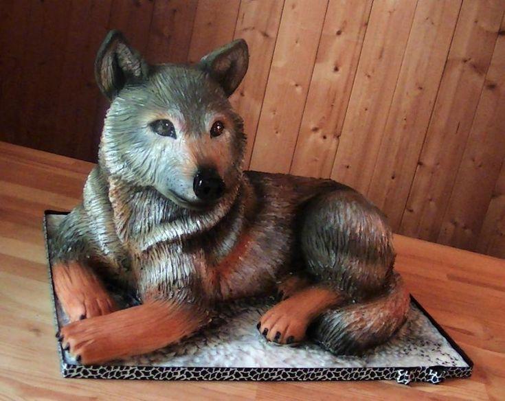 Wolf by Eliska