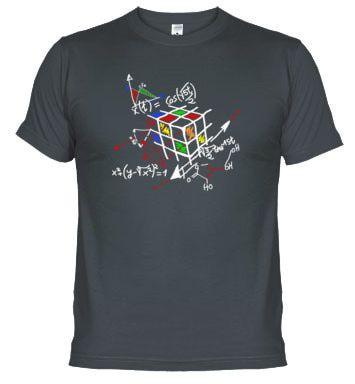 Camisetas Cubo de Rubik | T-Shirts Rubik Cube