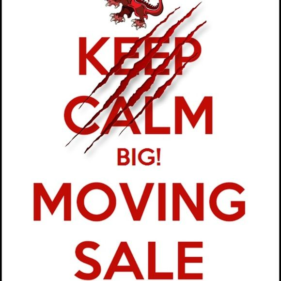 Moving sale!!!  Everything must go!!! We got our offer accepted!!!  We are finally going to be homeowners!!!  So, less we gotta move, the better.  Please use the offer button with your best price and expect a generous counter since honestly, everything must go!  Expect BIG discounts and much more being posted today and tomorrow.  Help me out my fellow pushers and shop away or share this listing!  I got a mortgage to pay.  Next step, plan the wedding and then we want to make some babies!  So…