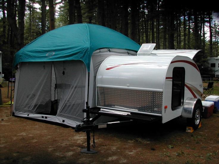 Little Guy Teardrop Camper Camping Pinterest Campers