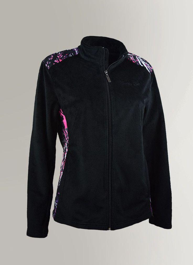 Fleece Jacket Muddy Girl