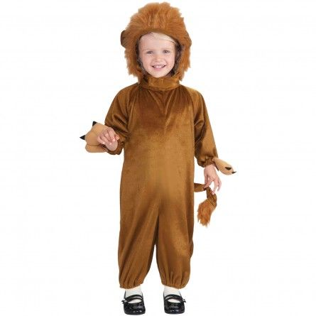 Lion Toddler Kids Costume