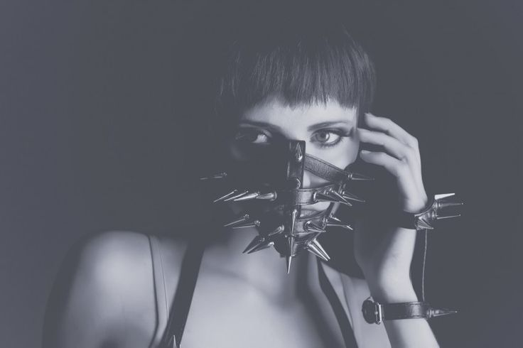 Masked Women Model Photography Download free addictive high quality photos,beautiful images and amazing digital art graphics about Black and White.