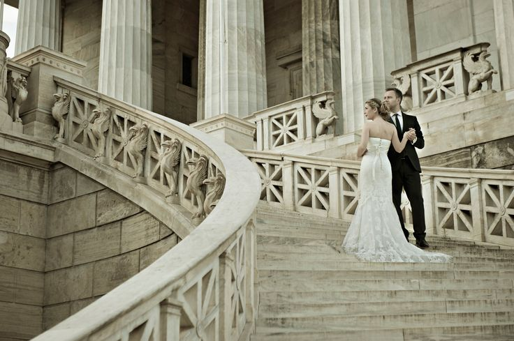 Wedding location shooting,Athens