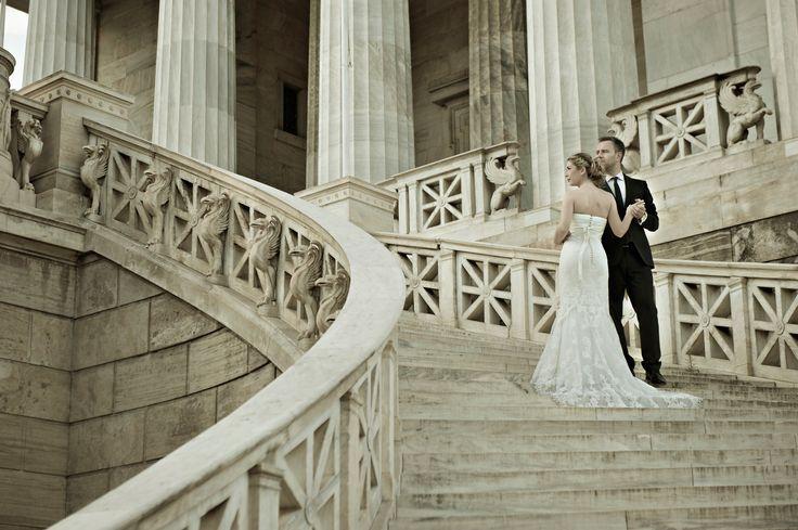 Wedding location shooting,Athens