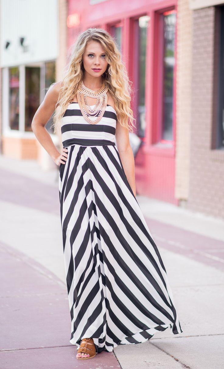 NanaMacs Boutique - Chevron Carpet Glam Maxi Dress (Black), $50.00 (http://www.nanamacs.com/chevron-carpet-glam-maxi-dress-black/)