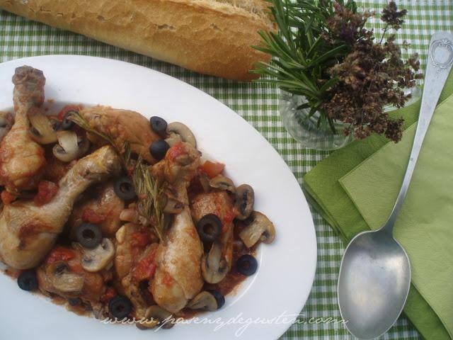 POLLO A LA CAZADORA: Cooking Rich, Latin Food, Chicken Recipes, Recipe, Chicken, Food, Recetas Pollo, Comidas Fabulosas