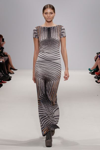 Georgia Hardinge Spring/Summer 2012 Ready-To-Wear Collection | British Vogue