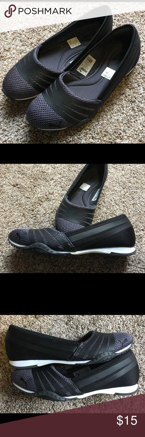 Puma Ballerina Flat Shoes Puma Ballerina Flats - Size 8 Puma Shoes Flats & Loafers