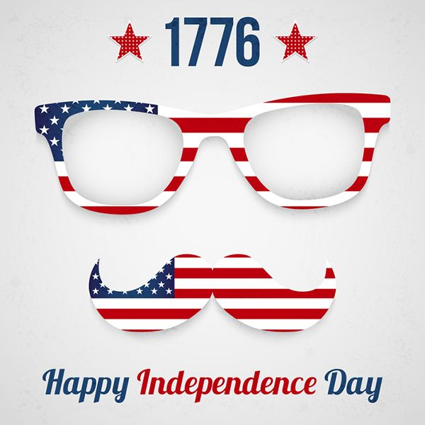 usa independence day sms