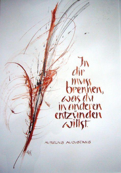 Schriftbilder – Kalligraphie und KunstKalligraphie und Kunst