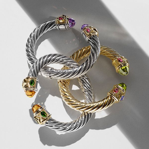 116 best wrist full of wonders images on pinterest david for David s fine jewelry