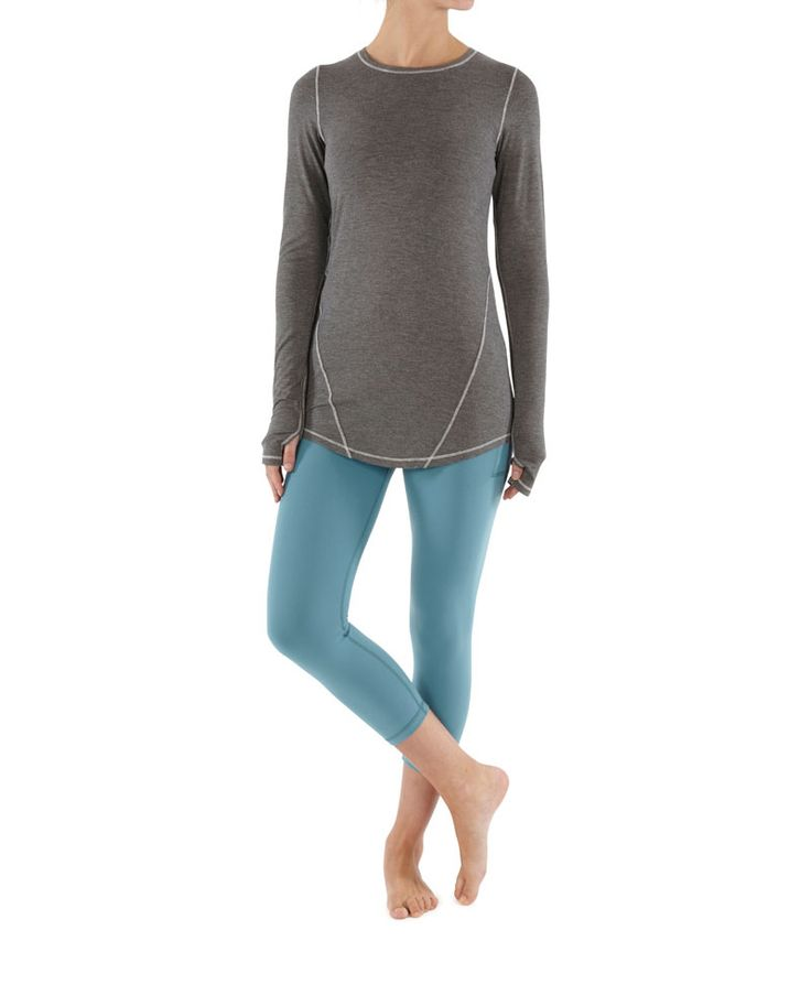 Magoa Top / Grey  www.talbotavenue.com