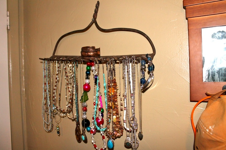 Iron Rake Jewelry Holder brilliant