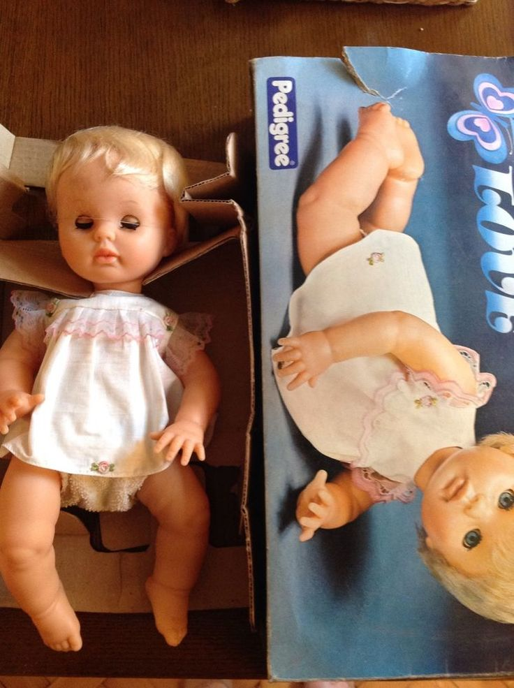 Pedigree Vintage First Love NRFB boxed 1st issue old shop stock doll in Dolls & Bears, Dolls, Clothing & Accessories, Vintage Dolls   eBay