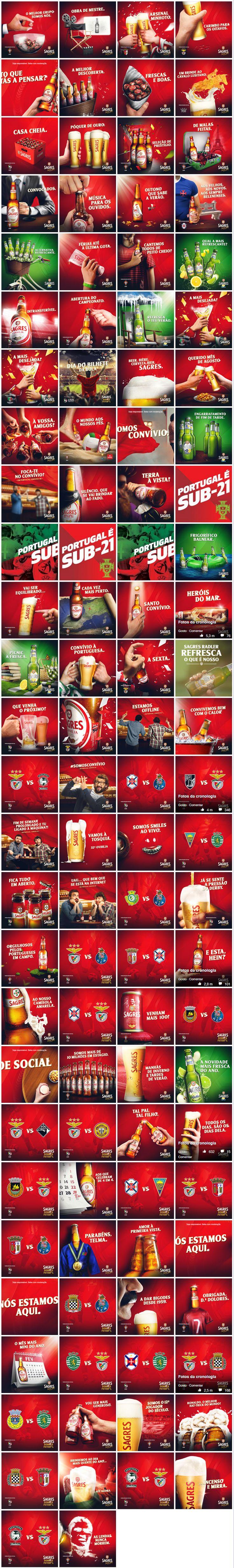 Cerveja Sagres  https://www.facebook.com/sagres.cerveja/