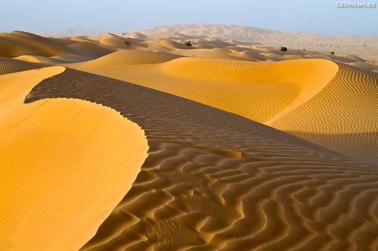 Rub al Khali - Bilder einer Wüste - DSLR-Forum