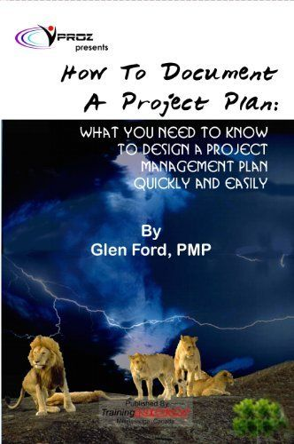 On Kindle Countdown Sale Sept 12-19,2014 How to Document a Project Plan: What You Need To Know To Design A Project Management Plan Quickly and Easily http://www.amazon.com/How-Document-Project-Plan-Management-ebook/dp/B005YV7BTS/ref=sr_1_1?s=digital-textie=UTF8qid=1394306157sr=1-1keywords=project+management Learn how to create a project plan and what documentation you really need to manage your projects and achieve your goals.