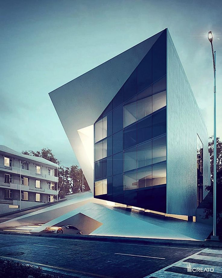 Architecture hunter diamant hotel in france by creato for Via design architects