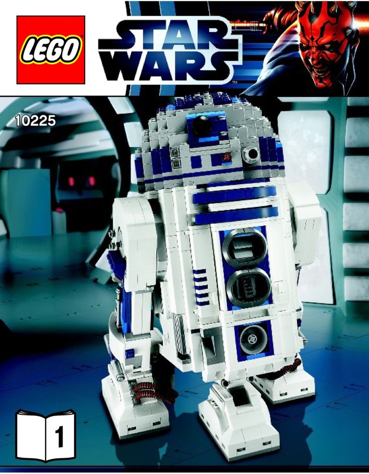 Now this is cool. All the instruction books for Lego sets.  We need this since the books always get torn apart and lost.