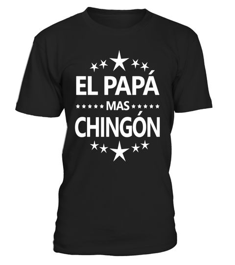 """# El Papa Mas Chingon T shirt .  Special Offer, not available in shops      Comes in a variety of styles and colours      Buy yours now before it is too late!      Secured payment via Visa / Mastercard / Amex / PayPal      How to place an order            Choose the model from the drop-down menu      Click on """"Buy it now""""      Choose the size and the quantity      Add your delivery address and bank details      And that's it!      Tags: Mexican fathers day gift, mexican fathers day tshirt…"""