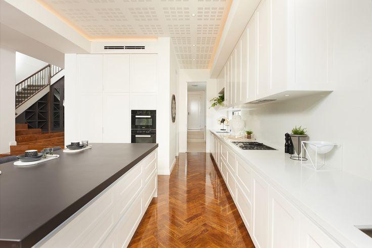 Monet 55 kitchen.