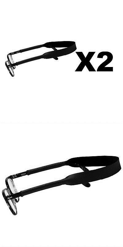 37c04bd07ea Accessories 179245  Croakies Original Eyewear Retainer Black Sunglasses  Strap Adjustable (2-Pack) -  BUY IT NOW ONLY   10.88 on  eBay  accessories   croakies ...