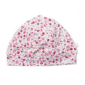 Bebe Amber Print Round Hat