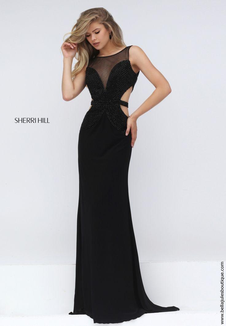 Sherri Hill prom dress style 50163