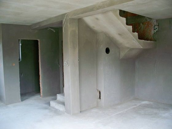 Wnętrze domu D03 z garażem  #wnętrze #dom #projekt