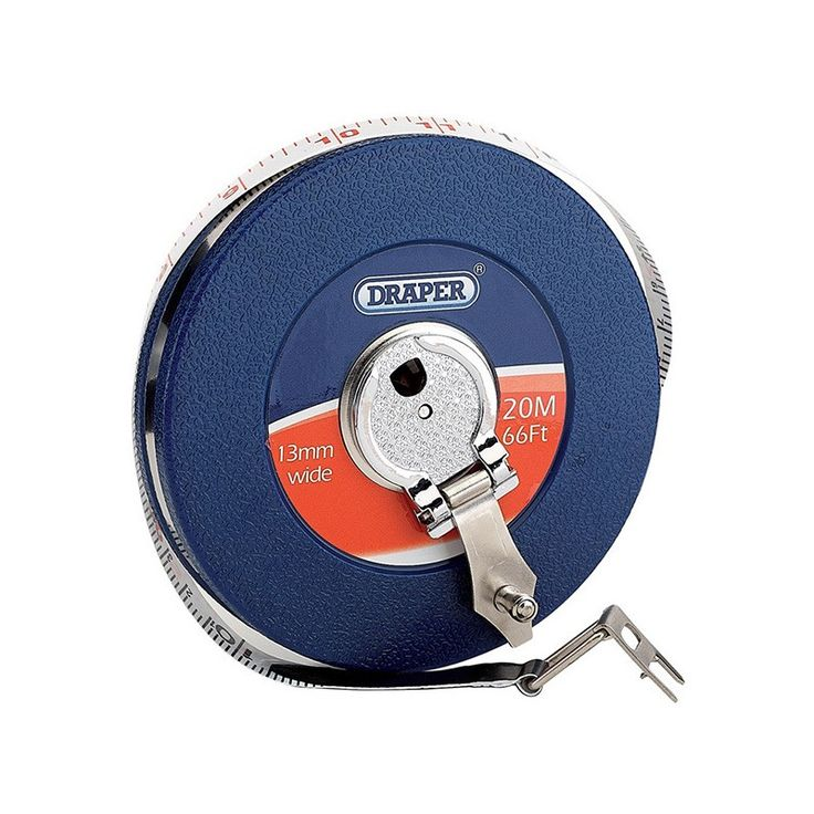 Draper Fibreglass Tape Measure 20m