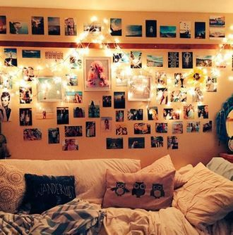 Dorm Decor by Style - Boho lights #UOonCampus #UOContest