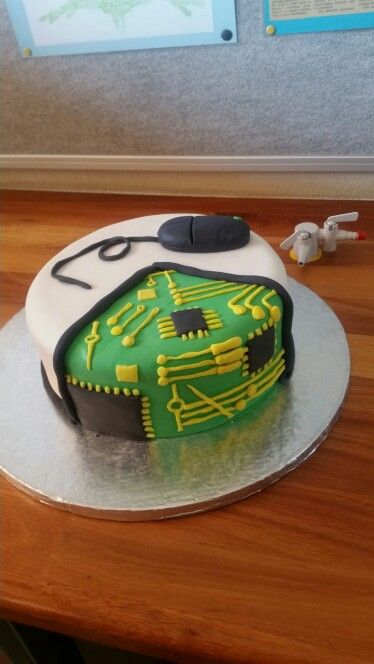 Technology Cake