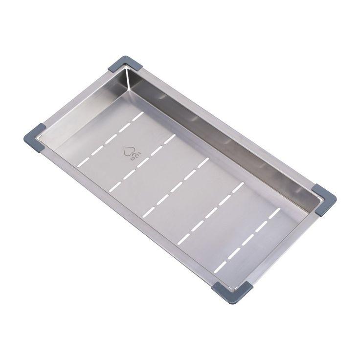 Luxury BAI Stainless Steel Kitchen Sink Colander