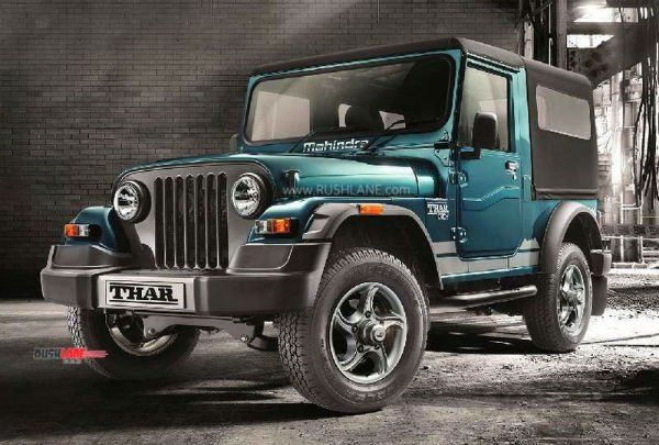 2020 Mahindra Thar Render In 2020 Mahindra Thar Car Pictures Rendering