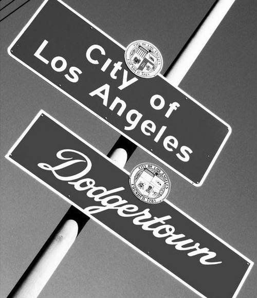 went to dodgers stadium last may. coming back again to los angeles (possibly) this may to watch the angels. i'm still part of dodgertown of course.