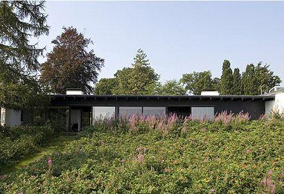 Professor Halldor Gunnløgssons house from 1958, Denmark