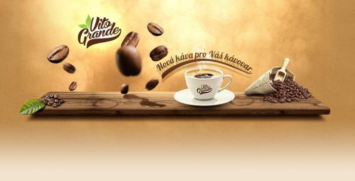 WFB Media představuje novou kávu VITO GRANDE