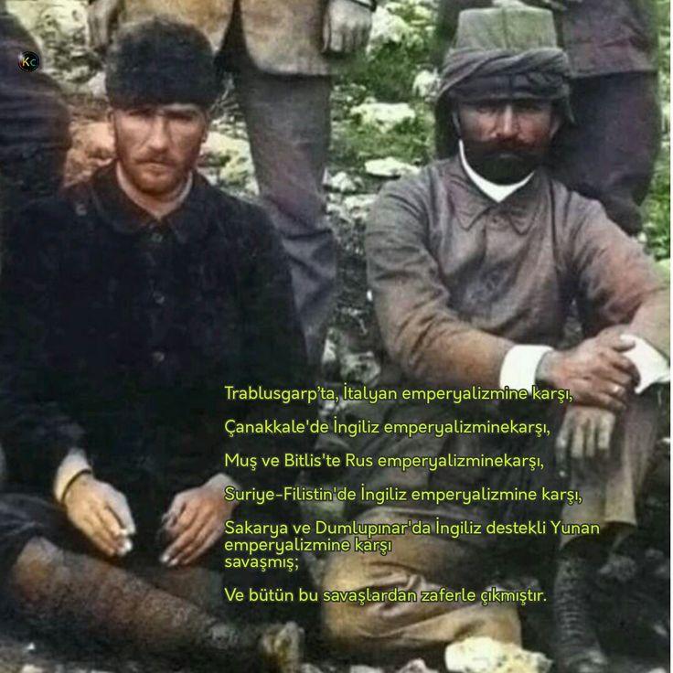 Emperyalist ordulara diz çöktüren Mustafa Kemalin uyandırdığı Kuvay-ı Milliye ruhu , bugün yerini uyduluğa, teslimiyetçiliğe ve dilenci ekonomisine bırakmış ise, acı acı ve derin derin düşünmemiz gerekir.