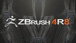 zbrush 4r8 - YouTube