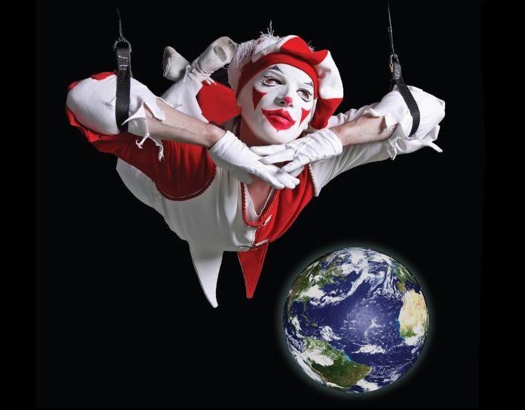 "Mirage Entertainment Presents ""Circo Mondo"",an Avant-Garde Acrobatic Phenomenon"