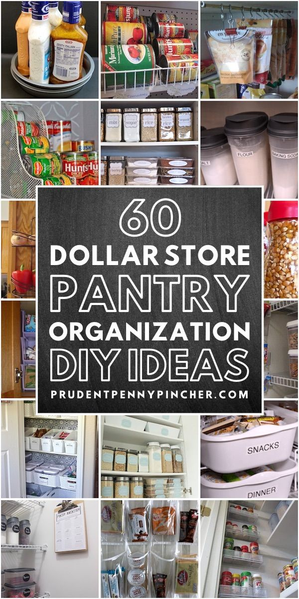 60 dollar store diy pantry organization ideas dollar stores pantry organization pantry labels on kitchen organization no pantry id=70615