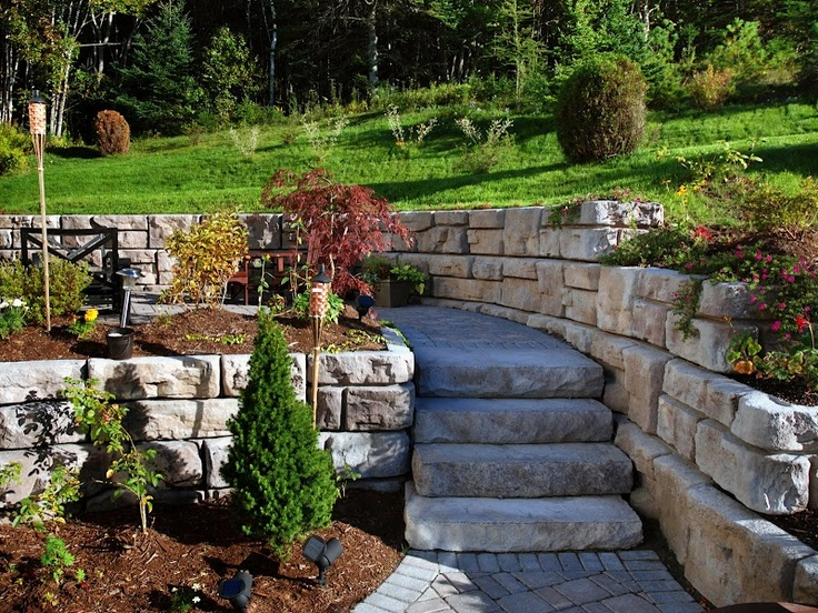 41 Best Hardscaping Images On Pinterest Gardening