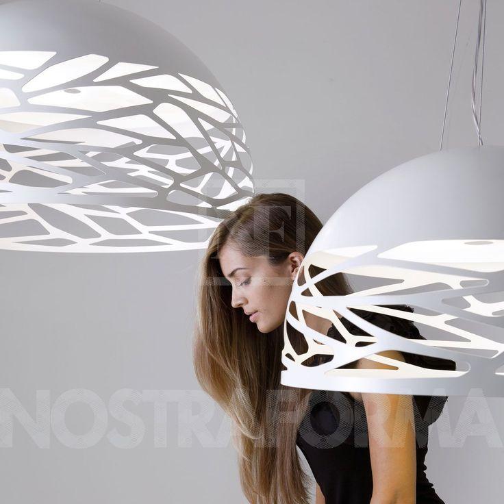 Studio Italia Design Kelly pendant lamp, dome shaped