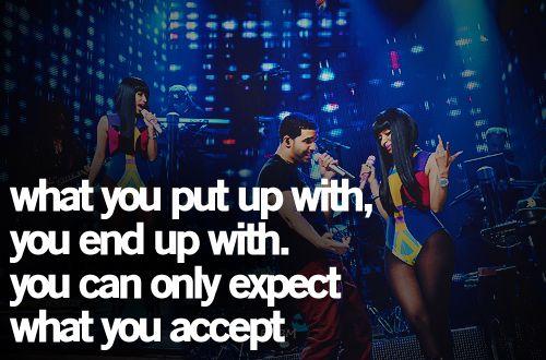Nicki Minaj Love Quotes | drake, love, nicki minaj, quote, relationship - inspiring picture on ...