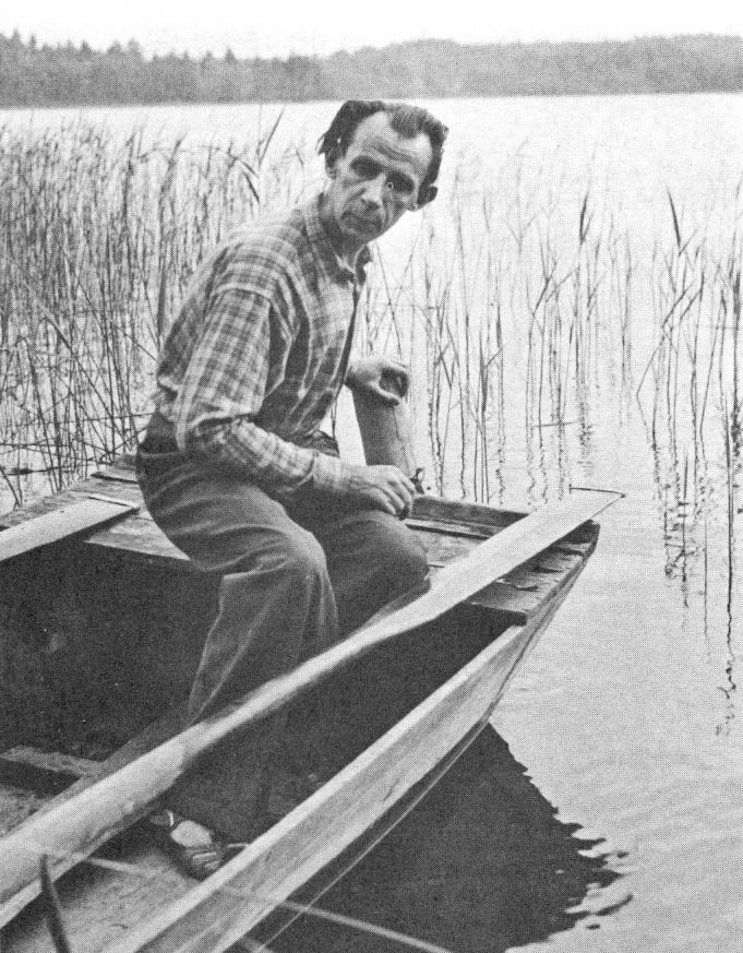 Nils Ferlin, great swedish poet
