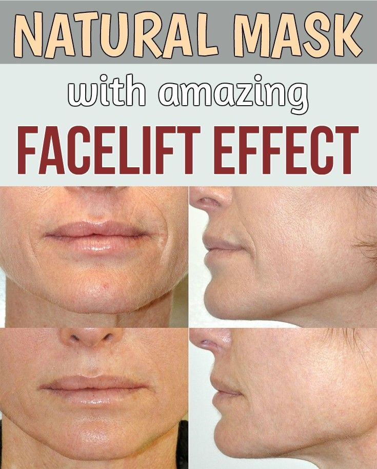 Learn how to prepare a natural mask with amazing facelift effect.