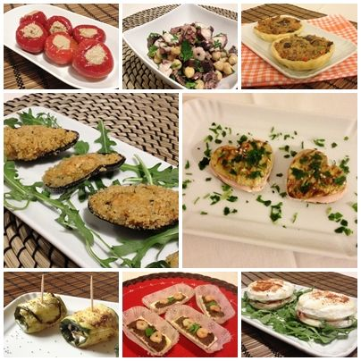 #Antipasti per #SanValentino #festa #cena #ricette #gialloblog