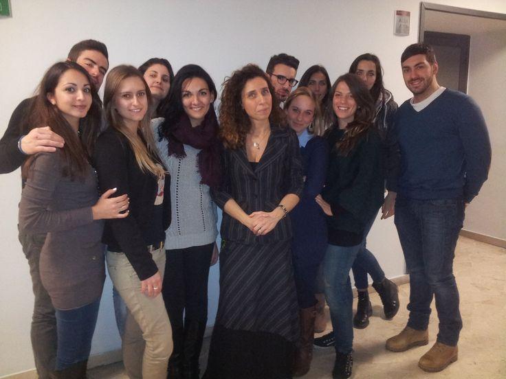 Docenza per il Master in Tourism Management all'Università Luiss di Roma
