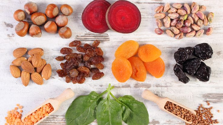 15 Iron-Rich Foods for Healthy Energy Levels - Natural Beauty Secrets